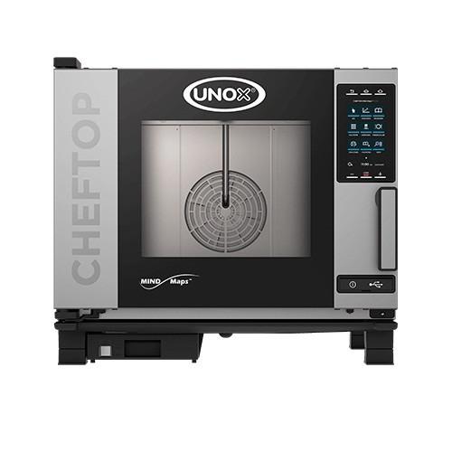 Пароконвектомат газовый XEVC0511GPR Unox (Италия)