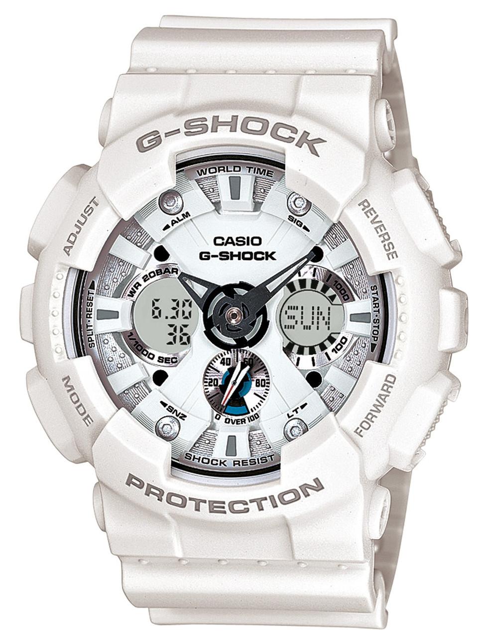 Часы CASIO GA-120A-7AER мужские наручные часы касио оригинал
