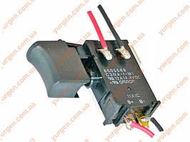 Кнопка для аккумуляторного шуруповёрта MAKITA 6270 оригинал (код 650556-9).