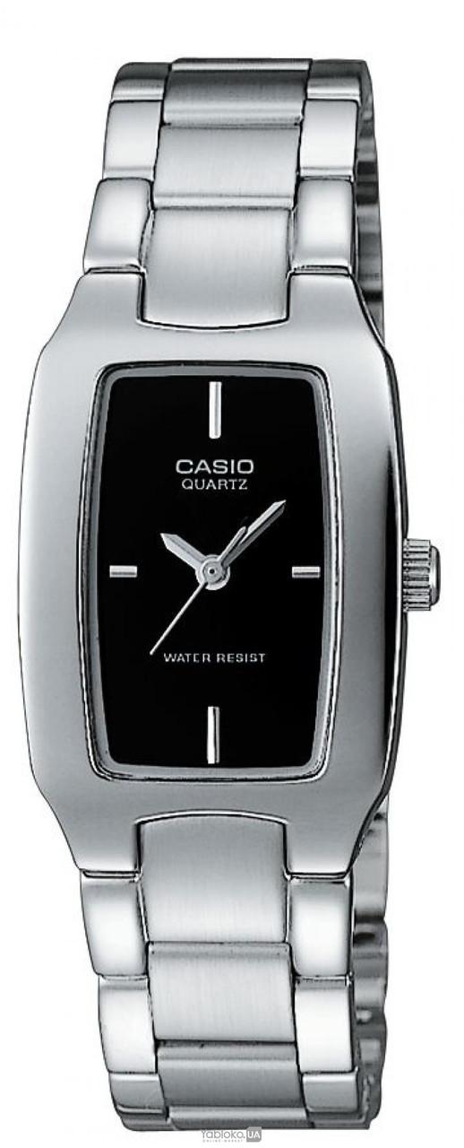 Годинник CASIO MTP-1165A-1CEF чоловічий наручний годинник касіо оригінал