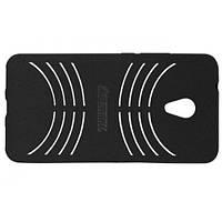 Силиконовый чехол под велюр для Meizu M5s Black (бампер на под велюр для Meizu M5s Черный)