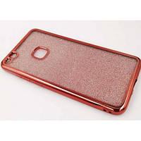 Чехол Remax Glitter for Huawei P10 Lite Gold (Чехол Remax Glitter for Хуавей П10 Лайт Золотой )