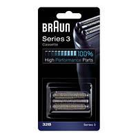 Сетка с режущим блоком для бритвы Braun 32 S (Series 3) (код 340841)