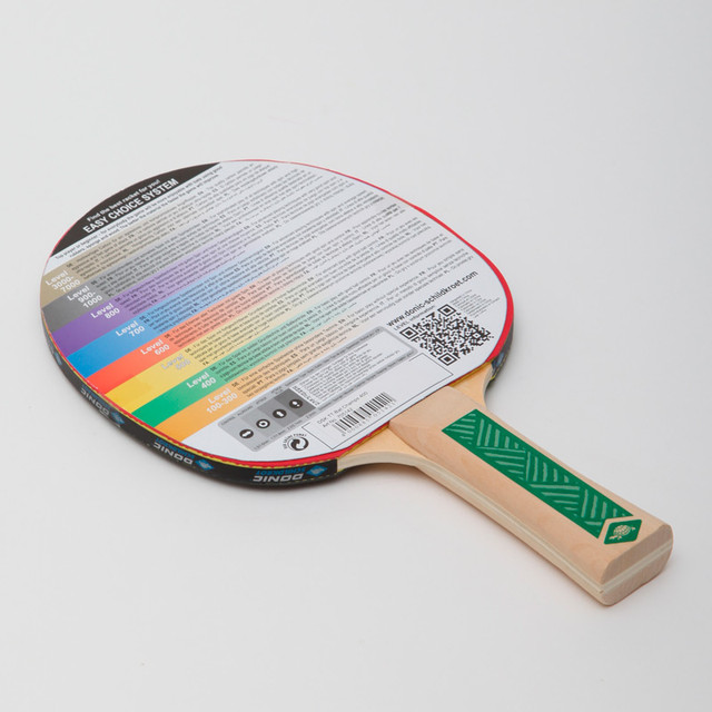 Ракетка для настільного тенісу 1 штука DONIC LEVEL 400 705142 CHAMPS LINE