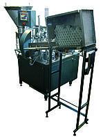 Автомат для фасовки в пластиковые тубы