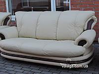 Кожаная мебель, кожаный диван atena