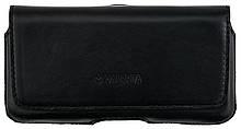 Чехол на пояс Valenta для смартфонов 5.5 - 6 Черный (С-918/Note)