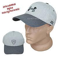 Мужская модная стильная спортивная кепка бейсболка блайзер Tommy Hilfiger или Under Armour