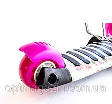 Самокат-беговел 3 в 1 QD ScooTer PP3 pink, фото 2