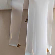 Лєнта білий фольга упаковка (30мм/195см/38шт)
