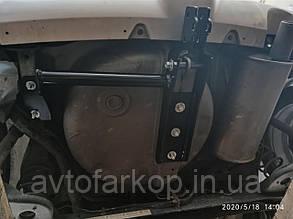 Фаркоп Suzuki Swift (хэтчбек 2005-2010)(фаркоп Сузуки Свифт) Автопрыстрий