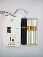 Подарочный набор парфюмерии Versace Crystal Noir с феромонами