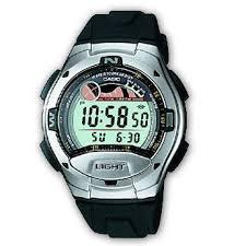 Годинник CASIO W-753-1AVES чоловічий наручний годинник касіо оригінал