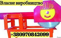 Станок торцовочный (торцовка по дереву) ПР-400-2,2-1, фото 1