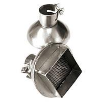 Насадка на термофен для пайки BGA мікросхем 25х25мм