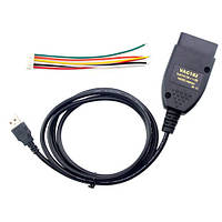VAG COM VCDS 18.9 HEX CAN OBD2 USB сканер діагностики авто