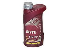 Масло моторне MANNOL Elite синтетика 5w40 1L SN/CF