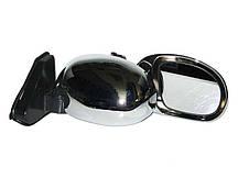 Дзеркала зовнішні 3252 B Chrome на шарнірі