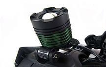 Налобний ліхтарик POLICE BL-2188B T6 50000W