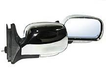 Зовнішні дзеркала ВАЗ 2107 ЗБ-3107П Chrome сферич. з указ.пов. (пара)