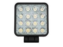 Фари LED ближнє світло 48W 9-32V 16LEDх3W