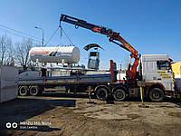 Манипулятора Киев от 10 - 40 тон