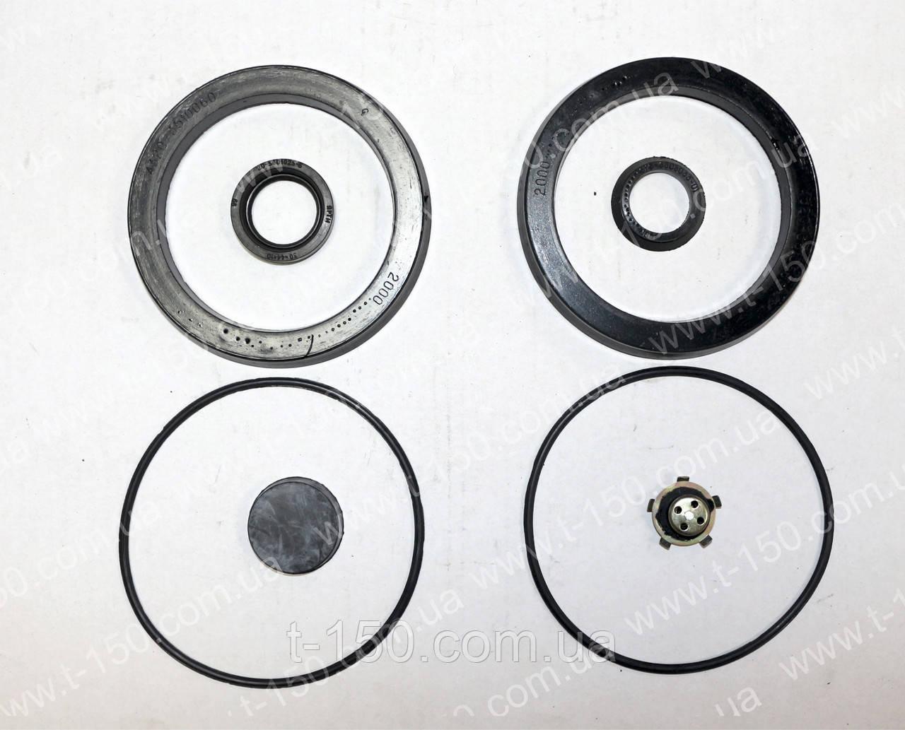 Ремкомплект ПГУ (пневмоусилителя тормоза) УРАЛ-4320,-375 (полный) с/обр.