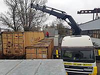 Машина с манипулятором Киев от 10 - 40 тон