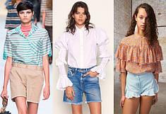 Женские шорты и бриджи с 42 по 60 размер
