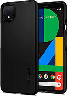 Чехол Spigen для Google Pixel 4XL Thin Fit, Black (F25CS27545)