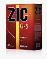 Масло трансмиссионное ZIC G-5 85W-140 4л