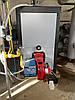 Реконструкция котельной, установка котла Navi III 800 кВт с горелкой Unigas P61
