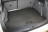 Коврик в багажник  AUDI Q3 2015- кросс. 1 шт. (полиуретан), фото 4