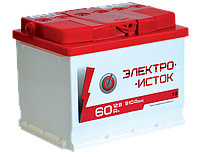 Аккумулятор Электроисток 60 А.З.Е.