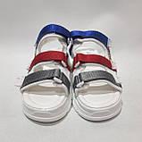 38,39 р. Босоніжки жіночі, літні сандалі на товстій підошві, фото 4