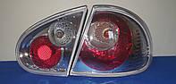 Задние альтернативные фонари на Daewoo Lanos T100