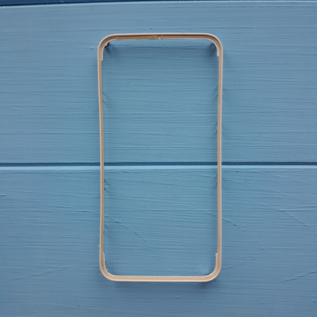 Рамка крепления дисплейного модуля Apple iPhone 4 White