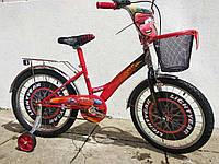Велосипед Mustang Тачки 18