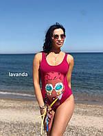 Женский стильный купальник ,слитный купальник, фото 2