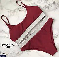 Женский стильный купальник, фото 3