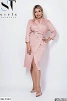 Женское красивое платье для пышных женщин, фото 2
