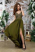 Женское вечернее платье в пол, фото 8