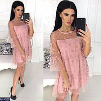 Женское нарядное платье новинка, фото 4