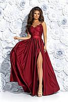 Вечернее платье с разрезом, фото 3
