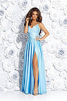 Вечернее платье с разрезом, фото 8