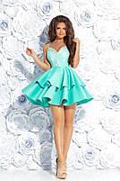 Вечернее платье с воланами, фото 8