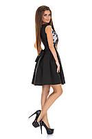 Женское нарядное платье с гипюром мод.7240, фото 7