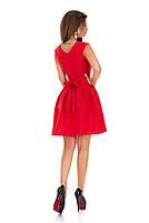 Женское нарядное платье с гипюром мод.7240, фото 8