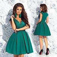 Женское коктельне платье мод.7238, фото 4