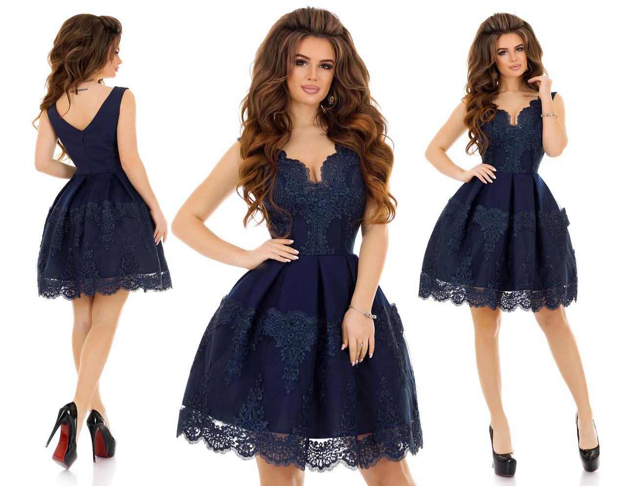 Женское вечернее платье мод.7226